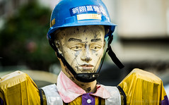 pseudo worker (steve: they can't all be zingers!!! (primus)) Tags: sonya7rii carlzeissjenaddrmc135mmf35 jena carlzeiss primelens prime telephoto taiwan taichungtaiwan taichung