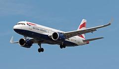 G-TTNE EGLL 05-07-2019  British Airways Airbus A320-251N CN 8365 (Burmarrad (Mark) Camenzuli Thank you for the 19.8) Tags: gttne egll 05072019 british airways airbus a320251n cn 8365