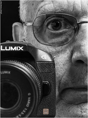 Self Portrait (Biff_Brown) Tags: selfportrait monochrome blackandwhite panasonicg6 lumix affinityphoto camera colourpop