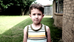 E (earthtokristophor) Tags: fujifilm fuji x100t portrait boy child summer vsco tones