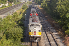 Welcome Back (Nicoli OZ Mathews) Tags: toronto trains cp4107 railroad cprail weston light