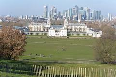 simple fence and view (Hayashina) Tags: greenwich london fence view hff sundaylights