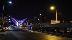 Night Before Indepedence Day in Kudus (yanuarpotret) Tags: indonesia kudus night landscape nightphotography street sonyalpha sony nightlife merdeka