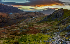 Little House In The Hills (creativegaz) Tags: landscape wales snowdonia nationalpark mountains wild open hills