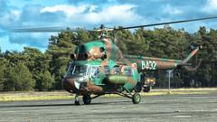 Mi-2 (kamil_olszowy) Tags: mi2 6432 helicopter polish land force aviation 49 baza lotnicza poland lotnictwo wojsk lądowych