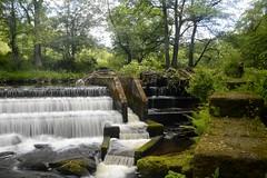 River Dane Weir, Peak District (philept1) Tags: water weir river outdoors peakdistrict peak staffordshire derwent countryside cheshire valley view nationalpark