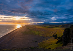 DSCF6635-HDR (www.mikereidphotography.com) Tags: iceland puffins sunrise sunset landscape gfx50s