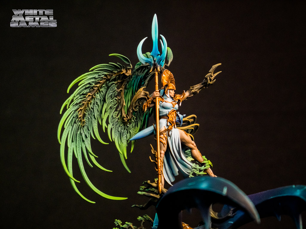 The World's Best Photos of painting and sylvaneth - Flickr