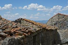 Roofs of Monsanto (lebre.jaime) Tags: portugal beira monsanto architecture roof tile digital fullframe ff fx nikon d600 voigtländer nokton 58f14sliis nokton5814sliis affinity affinityphoto