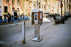 ES 271 (Dominic Bugatto) Tags: manhattan newyorkcity streetphotography contaxt2 fujicolorsuperiaxtra400 2015 35mmfilm analog