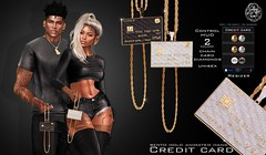 [ SpotCat ] Credit card (GEROiiN) Tags: tres chic credit card unisez spotcat