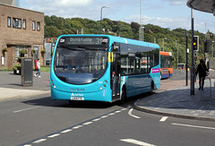 beds - arriva 3653 luton 15-8-19 JL (johnmightycat1) Tags: bus wright bedfordshire arriva