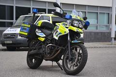 LG63 VWE (S11 AUN) Tags: devon cornwall police bmwf700gs motorcycle rpu roads policing unit traffic bike 999 emergency vehicle lg63vwe