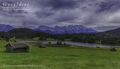 Geroldsee (Fotomanufaktur.lb) Tags: geroldsee krün bayern germany deutschland alpen bavaria lake see karvendel gebirge mittenwald süddeutschland schölkopf schoelkopf canon