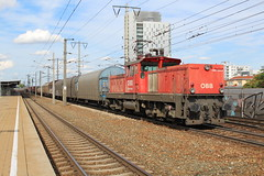 ÖBB 1063 036-6 at Wien Simmering 8 august 2019 (Remco van den Bosch 72) Tags: wenen wien wiensimmering eisenbahn electrischelocomotief eloc elok railway rails railwaystation trein train transport treinspotten trainspotting track austria freighttrain goederentrein güterzug goederenwagon cargo cargotrain vienna bahn bahnhof locomotief locomotive oostenrijk öbb