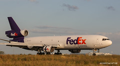 McDonnel Douglas MD-11F FedEx (Moments de Capture) Tags: mcdonneldouglas mdd md11f md11 fedex n528fe aircraft plane avion aeroport airport spotting lfpg cdg roissy charlesdegaulle onclejohn canon 5d mark3 5d3 mk3 momentsdecapture