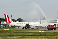 D-AKNJ (PlanePixNase) Tags: aircraft airport planespotting haj eddv hannover langenhagen germanwings airbus 319 a319