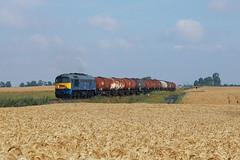 M62-1891 ze zbożem (Kospal) Tags: train railroad locomotive unikol m62 m621891 krześnica sarbinowo kostrzyn zachodniopomorskie