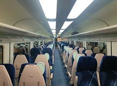 Scotrail HST Interior (R~P~M) Tags: scotrail abellio hst coach carriage mark3 markiii inter7city scotland uk unitedkingdom greatbritain interior