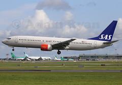 LN-RRS- SAS Scandinavian Airlines B737-800 (✈ Adam_Ryan ✈) Tags: dub eidw dublinairport 2019 dublinairport2019 runway28 summer autumn august canon 6d 100400liiisusm 100400 lseries dublinireland sun airbusboeing lnrrs sas scandinavianairlines b737 b737800