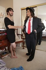 tommy pistol casey calvert a love triangle (Switcher gz93) Tags: swap clothes
