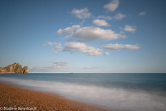 Durdle Door (Nadine Bernhardt) Tags: durdle door slow shutter longexposure nd seascape dorset coast jurassic england seaside beach