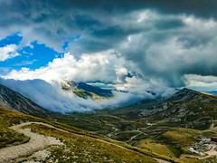 Campo Imperatore (AQ) (Sergy18) Tags: campoimperatore gransasso abruzzo mountain nuvole clouds