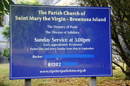St Mary's Church, Brownsea Island, Poole Harbour, Dorset