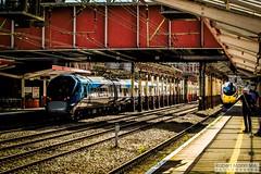 CreweRailStation2019.08.08-73 (Robert Mann MA Photography) Tags: summer station train cheshire railway trains railways stations 2019 transpennineexpress nova2 class68 nova3 mark5a class397 civity crewerailstation 8thaugust2019 northern virgintrains pendolino class175 class221 desiro coradia supervoyager class390 class350 londonnorthwesternrailway class319 walesandborders transportforwales tfwrail