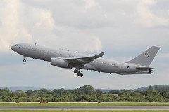 EC-340 A330MRTT (Barry Swann) Tags: airbus airbusa330 manchester a330mrtt manchesterairport nato canon canoncamera