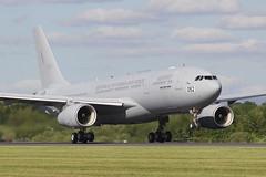 19-003 A330MRTT (Barry Swann) Tags: airbus airbusa330 manchester a330mrtt manchesterairport canon korea southkorea republicofkorea koreanairforce canoncamera