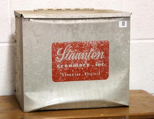 Staunton Creamery Milk Box ($61.60)