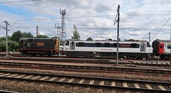 08480 90004 Norwich Crown Point (DaveB aka Dave.thewhites) Tags: gronk shunter class 08 90 rss railway solution services norwich crown point greater anglia norfolk trains rail depot