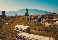 Pompeii (1) (kingu_y) Tags: napoli naples italy italian europe travel flickr photo pompeii ruins volcano vesuvius archaeology samsung s9 phone smartphone
