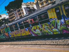 Napoli (35) (kingu_y) Tags: napoli naples italy italian europe travel flickr photo metro graffiti samsung s9 phone smartphone