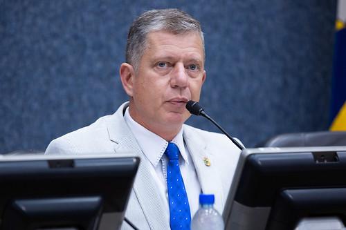 [25ª Sessão Ordinária] Representante do CVV faz uso da tribuna e alerta para os altos índices de suicídio