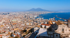 Napoli (14) (kingu_y) Tags: napoli naples italy italian europe travel flickr photo view sea coast bay samsung s9 phone smartphone