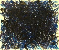 Sinimustvalge 2018 Blue-black-white Aleksandr Osvald August von Turro-Lebardov EKA76 M35 2018-98 09.12.2018 (1) (aleksandroavtl) Tags: sinimustvalge estonia national colours colors pattern flag blue black white abstract abstractart abstractpainting visualart art painting acrylic acrylics contemporaryart artwork аъ