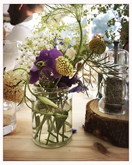Wedding (breakbeat) Tags: hipstamatic blanko jane makebeautiful iphoneonly flowers design