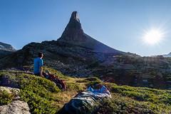 Wiesenbiwak (sMäc) Tags: wandern zervreilahorn vals horaegga hiking mountains berge valsertal stefan zervreila alpen biwak