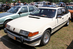 SD1 (Schwanzus_Longus) Tags: bockhorn german germany uk gb great britain british old classic vintage car vehicle liftback fastback rover sd1 3500