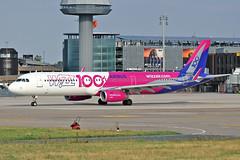 Airbus A321-231(WL) - HA-LTD - HAJ - 16.08.2019(1) (Matthias Schichta) Tags: haj hannover hannoverlangenhagen eddv planespotting flugzeugbilder airbus a321200 haltd wizzair