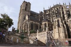 Cathédrale Saint Julian de le  Mans (andresduranc) Tags: vida lemans life viaje france canon photo weekend cathédrale fontaine eglise 2019 norules 77d tryplife