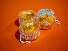 PIE 10th Birthday (ahockley) Tags: colors event glasslab orange oregon pdx pie piepdx piex10 portland portlandincubatorexperiment startups theglasslab yoyo