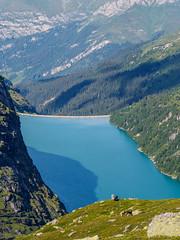 Infinity Pool (sMäc) Tags: wandern zervreilasee hiking valsertal berge zervreilahorn mountains zervreila vals alpen