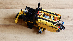 How to Build Updated CaDA C51058W (Full Remote Control) (hajdekr) Tags: lego buildingblocks assemblyinstructions guide buildingguide tuto tutorial tip help tips stepbystep inspiration design manual moc myowncreation instruction instructions toy model buildingbricks bricks brick builder buildingtoy howto technic wheel wheelloader loader gearbest cada c51058w construction remotecontrol truck remote powerfunction pf functions motor engine lmotor servo servomotor update updated fullcontrol full linearactuator actuator linear upgrade mmotor traction