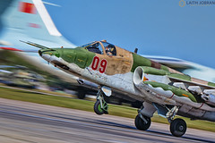 Сухой Су-25СМ3 / Sukhoi Su-25SM3 (FoxbatMan) Tags: сухой су25см3 sukhoi su25sm3 ввс россии russian air force aviadarts2019 авиадартс2019