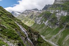 Wasserfall 1 (sMäc) Tags: wandern zervreilahorn hiking valsertal valserrhein berge mountains zervreila vals alpen