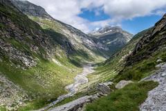 Valser Rhein (sMäc) Tags: wandern pizvalnova zervreilahorn hiking valsertal valserrhein berge mountains zervreila alpen vals