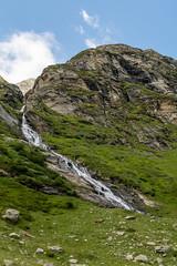 Wasserfall 2 (sMäc) Tags: wandern wasserfall hiking valsertal berge zervreilahorn mountains zervreila vals alpen